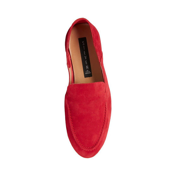 BETHANY RED SUEDE - Steve Madden