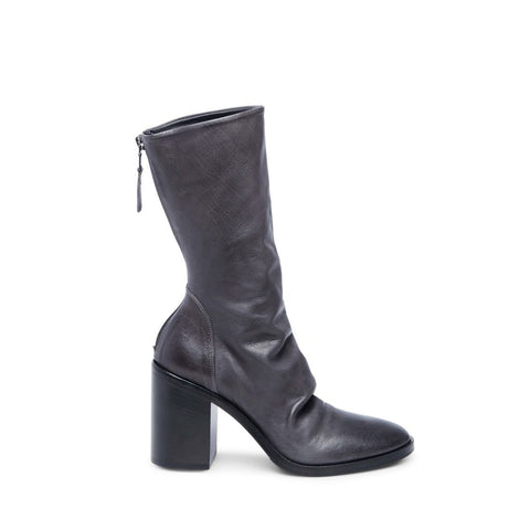 CARINE BLACK LEATHER - Steve Madden