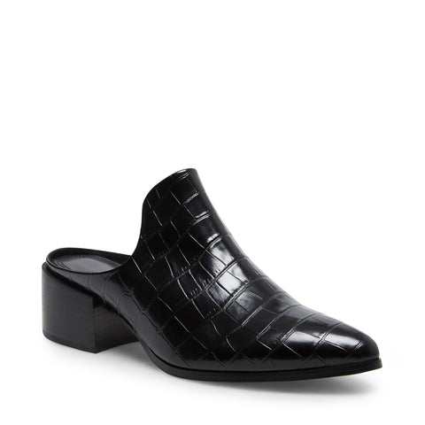 DENEY BLACK CROCODILE