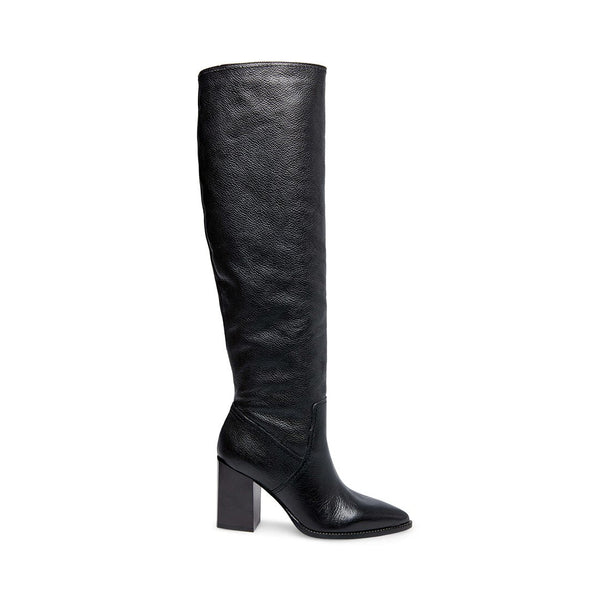 6d6845a6b26 Related Searches  chunky heel boots · ESSENTIAL BLACK LEATHER