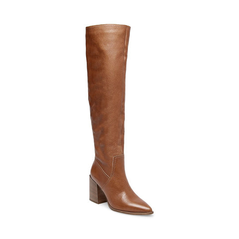 ESSENTIAL COGNAC LEATHER - Steve Madden