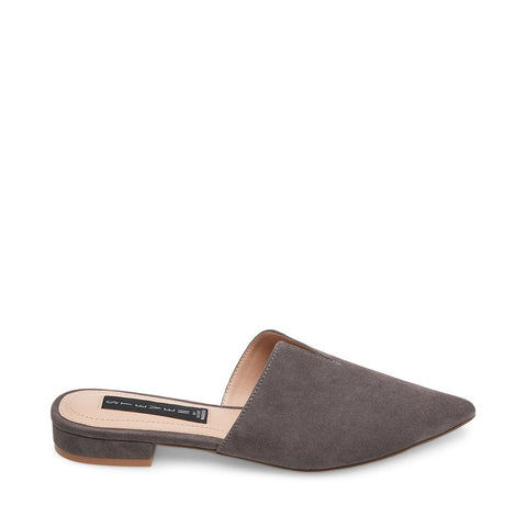 67be0a95b93 LAURYN GREY SUEDE - Steve Madden ...