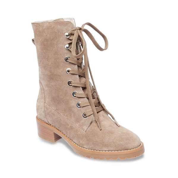 1818309cabb LEANNA TAUPE SUEDE – Steve Madden