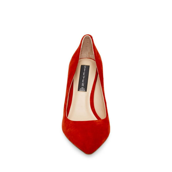 LOCAL RED SUEDE - Steve Madden