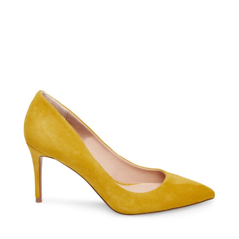 LOCAL YELLOW SUEDE