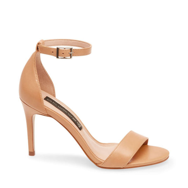 9d8470b1ec0 ... heel height Steven by Steve Madden. NAYLOR NUDE LEATHER