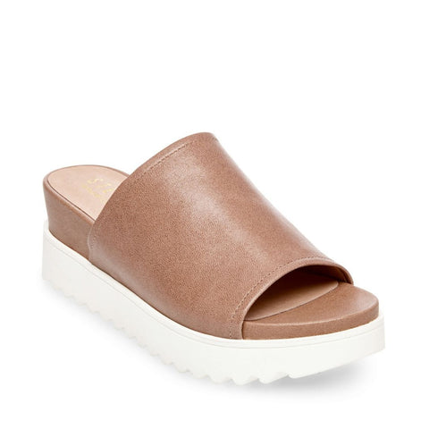 NC-KORE TAN LEATHER - Steve Madden