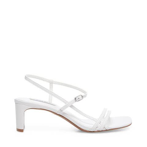 OCEANA WHITE LEATHER