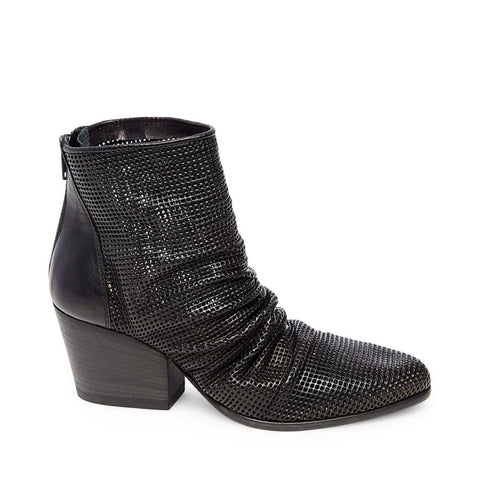 ROMEY BLACK LEATHER - Steve Madden