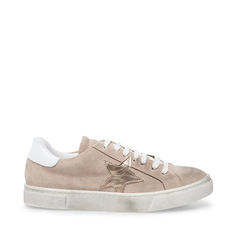 RUBIE TAUPE SUEDE