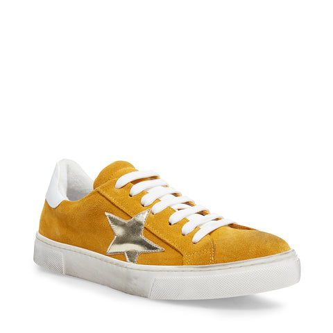 RUBIE YELLOW SUEDE