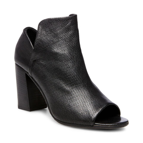 SYLVE BLACK LEATHER - Steve Madden