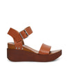 TORIE COGNAC LEATHER