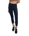 ACTIVE LONG LEGGINGS BLACK