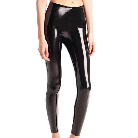 VINYL LEGGING BLACK