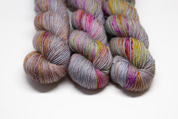 Antagonist - BFL Nylon - High Twist Fingering Weight