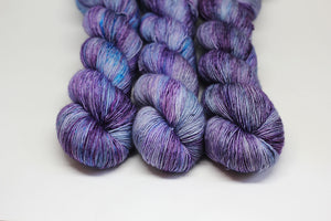 Blue Rinse - Singles - Merino Single Ply Fingering Weight