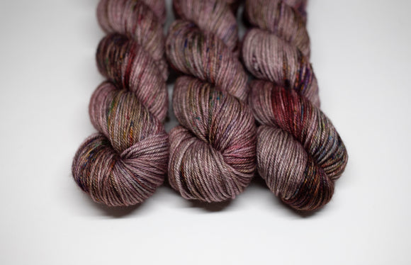 Damsel - Merino Yak Silk DK - Double Knit Weight