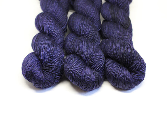 Deep Feelings - BFL Nylon - High Twist Fingering Weight