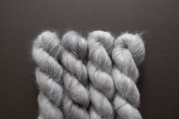 First Frost - Mohair Silk - Laceweight