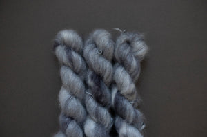 Gloom - Mohair Silk - Laceweight
