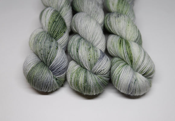 Lichen - BFL Nylon - High Twist Fingering Weight