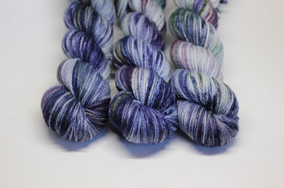 Mettlesome - Merino Aran - Superwash Merino