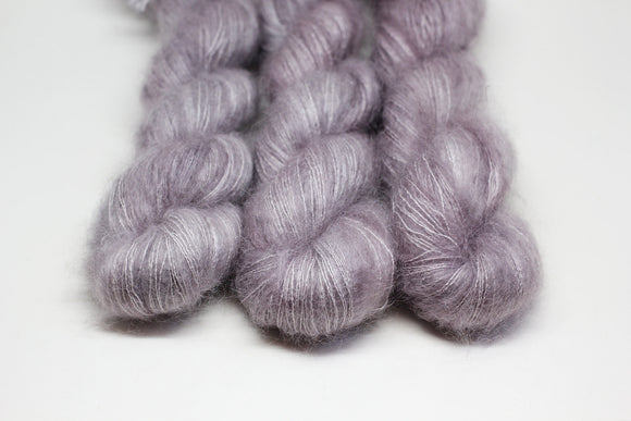 Midnight Sun - Mohair Silk - Laceweight