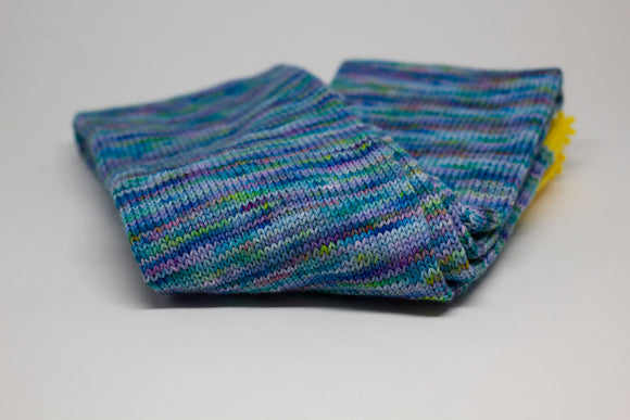 Naive Watercolour - 72st Sock Snake - Merino Nylon