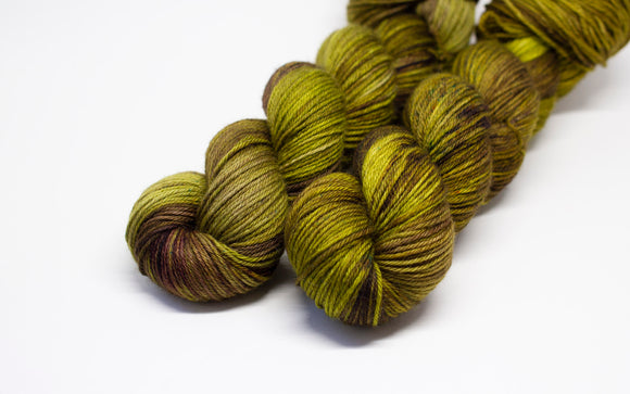 Oxidise - BFL DK - Blue Faced Leicester DK Weight