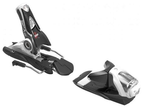 Look SPX 12 Dual WTR Ski Bindings Black White