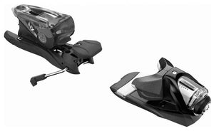 Look NX 12 Dual WTR Ski Bindings Black Sparkle