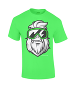 "Load image into Gallery viewer, Funky Yeti Men's T-Shirt ""Big Yeti"""