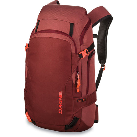 DaKine Heli Pro 24L Ski Snowboard Backpack Burnt Rose