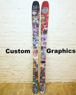Load image into Gallery viewer, Nix Snowsport Made To Measure Ski Customization