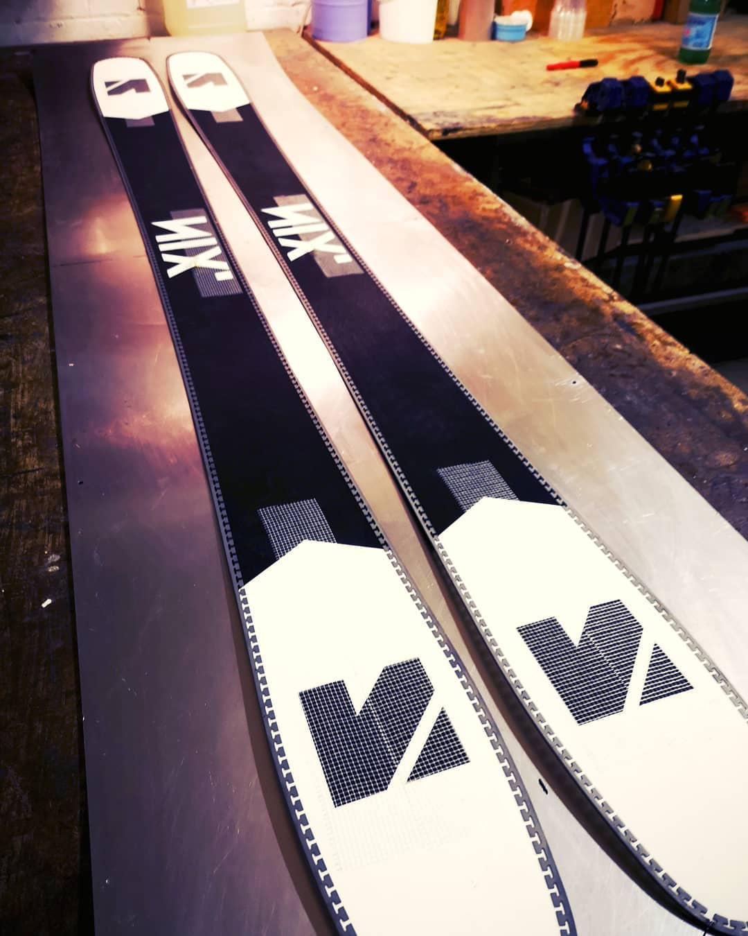 Nix Snowsport Co. Sentinel 105 - Made To Measure Ski's