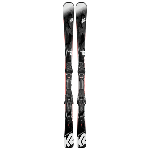 K2 Anthem 72Ti HS Women's Ski's Inc ERC 11 Bindings (2020)