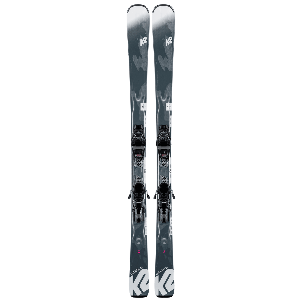 K2 Anthem 82 Women's Ski's Inc Marker ERC 11 Light Bindings (2020)