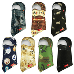 Load image into Gallery viewer, Airhole Balaclava Hinge Polar Fleece