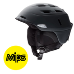 Load image into Gallery viewer, Smith Camber MIPS Ski / Snowboard Helmet Black