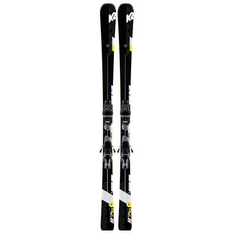 K2 Charger Ski's Inc M3 11 Bindings (2020)