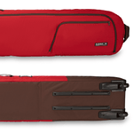 Load image into Gallery viewer, Dakine Fall Line Roller Ski Bag - Deep Red