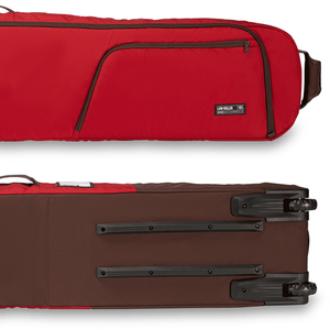 Dakine Low Roller Snowoard Bag - Deep Red