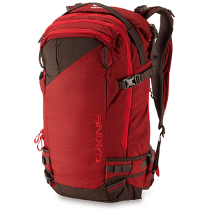 Dakine Poacher RAS 26L Airbag Backpack - Deep Red