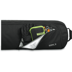 Load image into Gallery viewer, Dakine Fall Line Roller Ski Bag - Black
