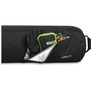 Dakine Fall Line Roller Ski Bag - Black