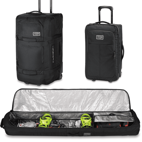 Dakine Snowboard Luggage Set - Black