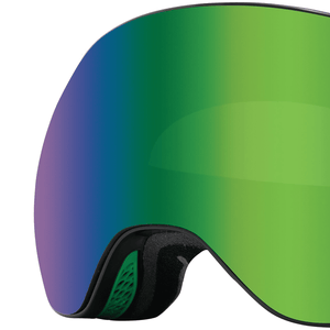 Dragon X2 Goggles (2021) - Split Green