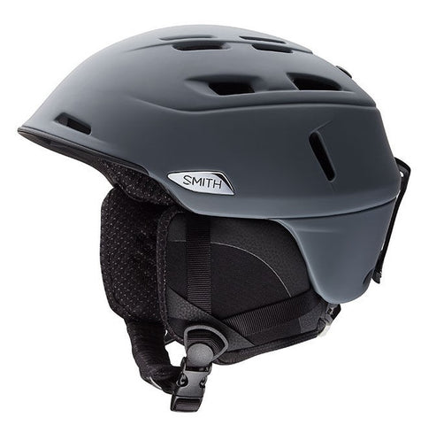 Smith Camber Men's Ski / Snowboard Helmet (2019) Charcoal