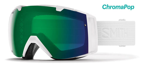 Smith I/O Goggles - Whiteout